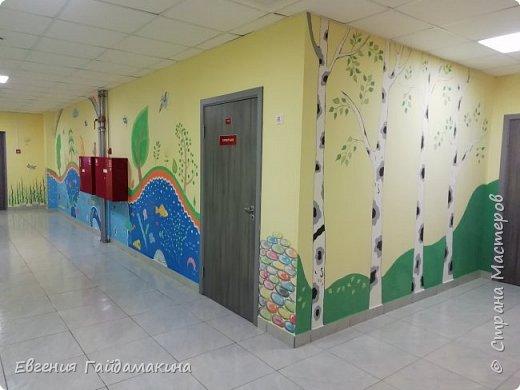 Роспись стен фото 17