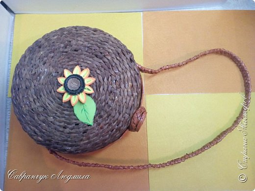 Декоративная сумочка