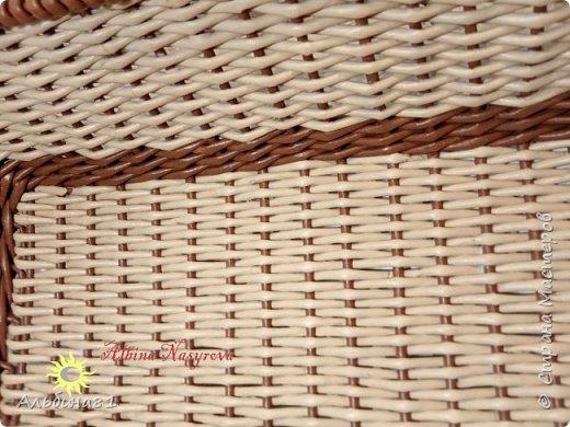 Всем привет! Последовали заказы на плетение корзинки для фруктов и приправницы.  фото 6