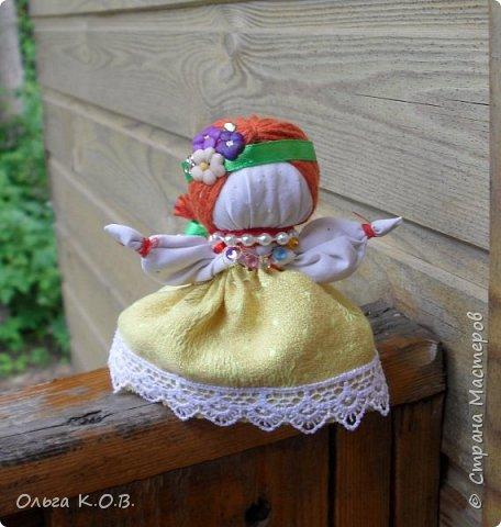 Моя первая берегиня дома - говорят первую куклу нельзя никуда отдавать. Она у меня в доме так и осталась фото 7