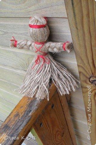 Моя первая берегиня дома - говорят первую куклу нельзя никуда отдавать. Она у меня в доме так и осталась фото 11