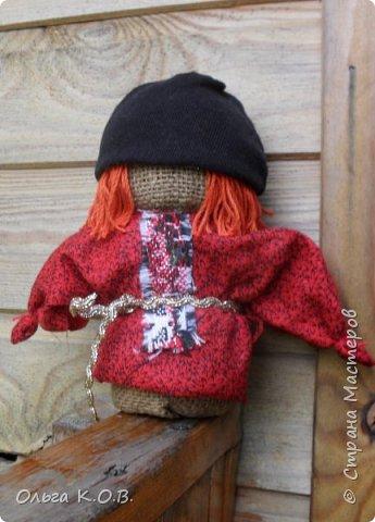 Моя первая берегиня дома - говорят первую куклу нельзя никуда отдавать. Она у меня в доме так и осталась фото 12