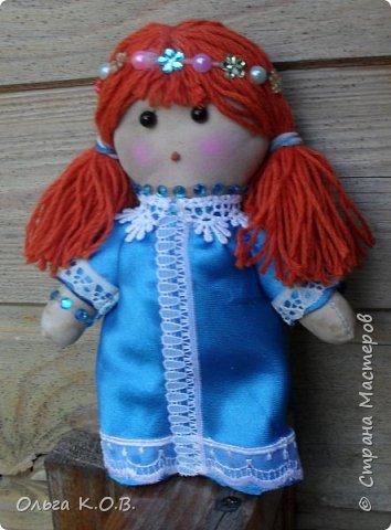 первая куколка Снегурка