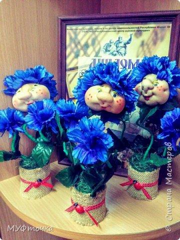 Веселые цветочки)) фото 4