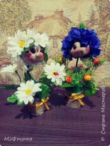 Веселые цветочки)) фото 1