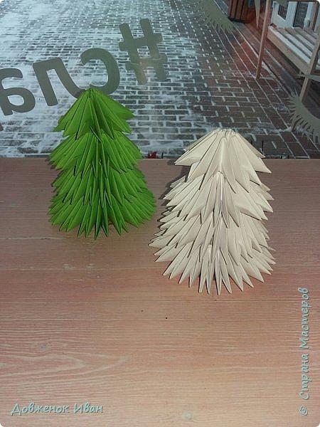 Добрый день жители Страны Мастеров. В преддверие нового года, сделал интерьерные ёлочки . фото 2