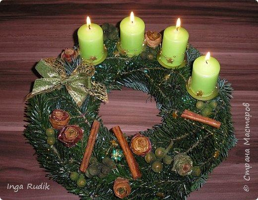 Рождественская флористика фото 4
