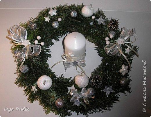 Рождественская флористика фото 1