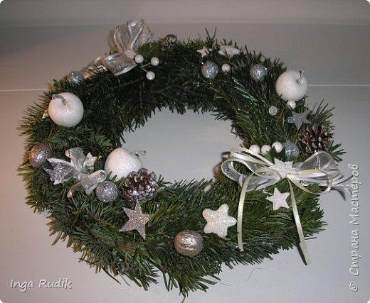 Рождественская флористика фото 2