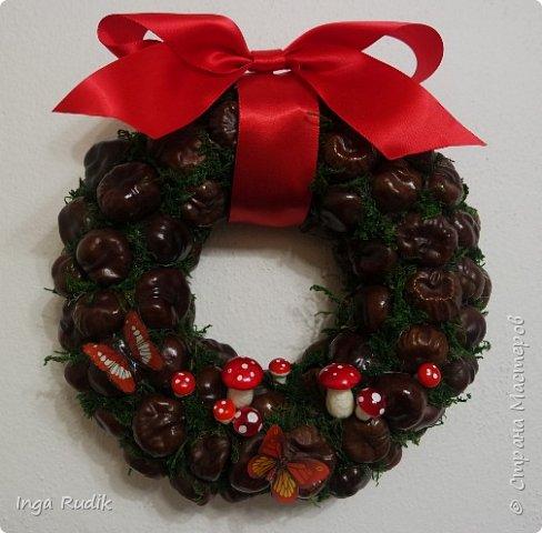 Рождественская флористика фото 9