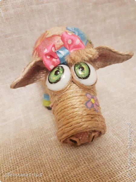 Доброй ночи всем!  не думала,что еще вернусь к этой теме,но бывший начальник попросил сделать свинок Хотя планировались все по отдельности.. фото 9