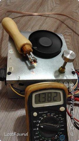Регулируемый прибор для выжигания фото 1