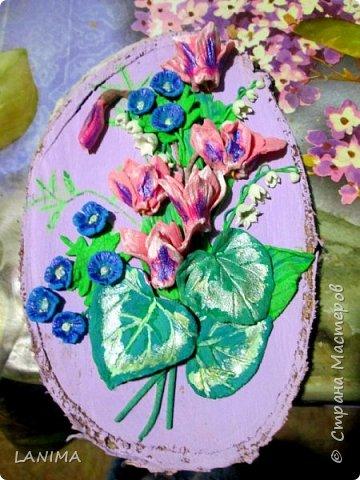 цикламены очень красивые цветы, разновидность их поражает и восхищает, заиметь живую альпийскую фиалку не позволяют условия, а так хочется.. вот и решила я сделать себе хоть солёные цикламенчики