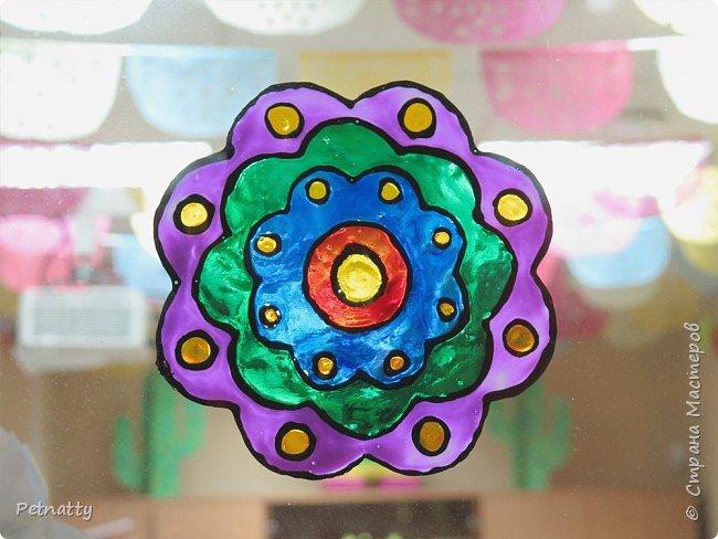 В этом году в школе темой новогодних украшений были разные страны. Помогла коллеге украсить класс в мексиканском стиле. фото 11