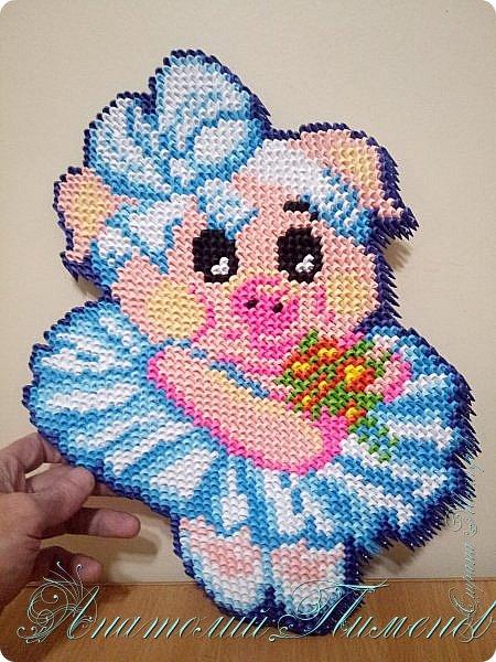 Свинка-балерина. фото 2