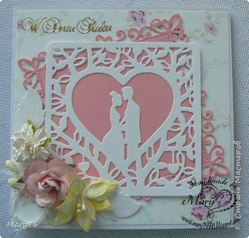 Свадебные открытки фото 3