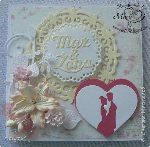 Свадебные открытки фото 7