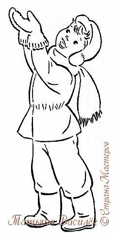 Наше окошечко с Новогодними Чародеями, которые дарят детям чудо!  Самый сказочный праздник в году, Когда взрослые верят, как дети, Что создал толстый лёд на пруду Самый сказочный маг на планете. Пусть приносит он белый снежок, Колыбельные песни метелей, Пожеланий огромный мешок, Изумрудность раскидистых елей. Волшебство новогодних затей, Разноцветье сверкающих льдинок. И весёлые лица друзей, И мечты из прекрасных картинок. И горящий огонь доброты, И в душе мелодичные звуки. Чтоб хватило нам всем теплоты! Чтобы нас обходили разлуки! (Яна Ярошевская-Молозовенко)  За шаблоны Чародеев огромное спасибо автору Екатерине Михеевой.  фото 10