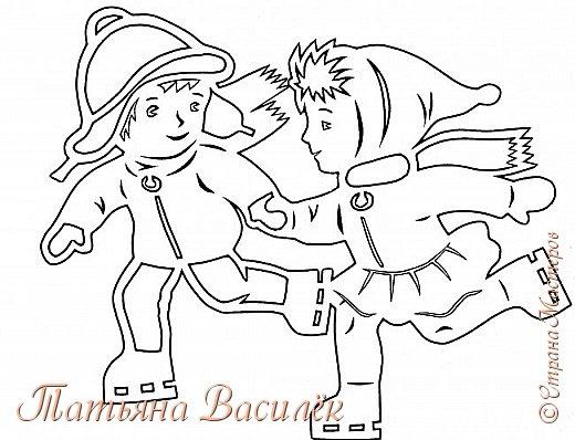 Наше окошечко с Новогодними Чародеями, которые дарят детям чудо!  Самый сказочный праздник в году, Когда взрослые верят, как дети, Что создал толстый лёд на пруду Самый сказочный маг на планете. Пусть приносит он белый снежок, Колыбельные песни метелей, Пожеланий огромный мешок, Изумрудность раскидистых елей. Волшебство новогодних затей, Разноцветье сверкающих льдинок. И весёлые лица друзей, И мечты из прекрасных картинок. И горящий огонь доброты, И в душе мелодичные звуки. Чтоб хватило нам всем теплоты! Чтобы нас обходили разлуки! (Яна Ярошевская-Молозовенко)  За шаблоны Чародеев огромное спасибо автору Екатерине Михеевой.  фото 11