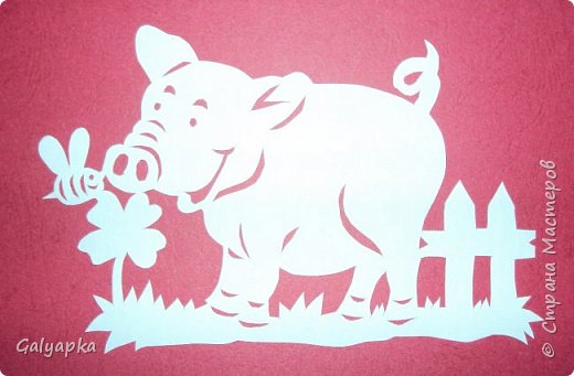 Здравствуйте дорогие жители Страны Мастеров!!!  Так как согласно китайскому календарю год Свиньи (Кабана) наступит только 5 февраля, поэтому моя армия наступает и захватила уже всех моих близких и родных людей в виде подарков. фото 4