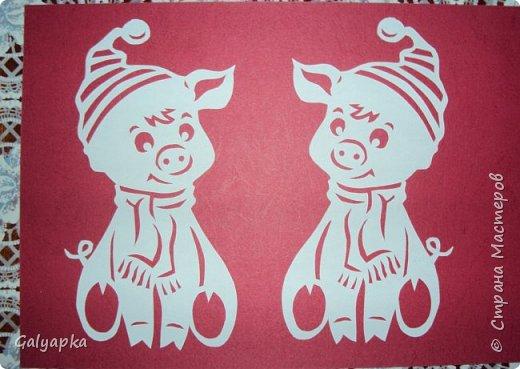 Здравствуйте дорогие жители Страны Мастеров!!!  Так как согласно китайскому календарю год Свиньи (Кабана) наступит только 5 февраля, поэтому моя армия наступает и захватила уже всех моих близких и родных людей в виде подарков. фото 19