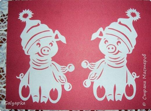 Здравствуйте дорогие жители Страны Мастеров!!!  Так как согласно китайскому календарю год Свиньи (Кабана) наступит только 5 февраля, поэтому моя армия наступает и захватила уже всех моих близких и родных людей в виде подарков. фото 20
