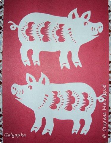 Здравствуйте дорогие жители Страны Мастеров!!!  Так как согласно китайскому календарю год Свиньи (Кабана) наступит только 5 февраля, поэтому моя армия наступает и захватила уже всех моих близких и родных людей в виде подарков. фото 14