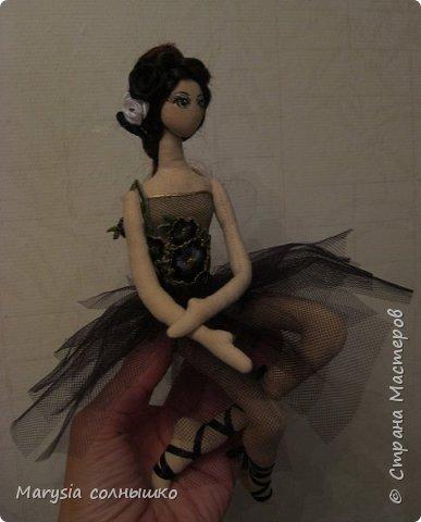 Куколка БАЛЕРИНА. фото 2