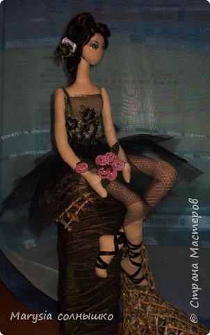 Куколка БАЛЕРИНА. фото 1