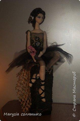 Куколка БАЛЕРИНА. фото 5