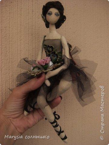 Куколка БАЛЕРИНА. фото 3