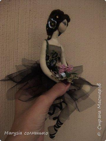 Куколка БАЛЕРИНА. фото 4
