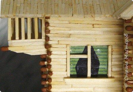 """Магазин """"Авоська"""". Размер макета 20х26х14 см. 101 коробок спичек. фото 117"""