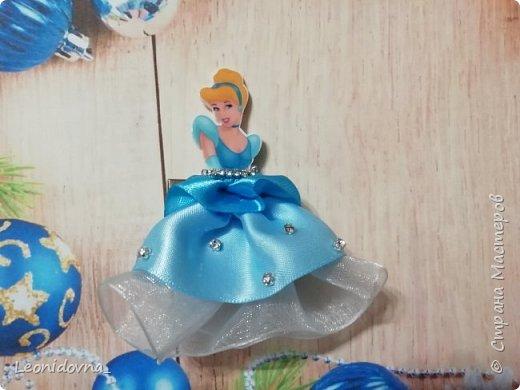 Заколочки с принцессами  фото 4