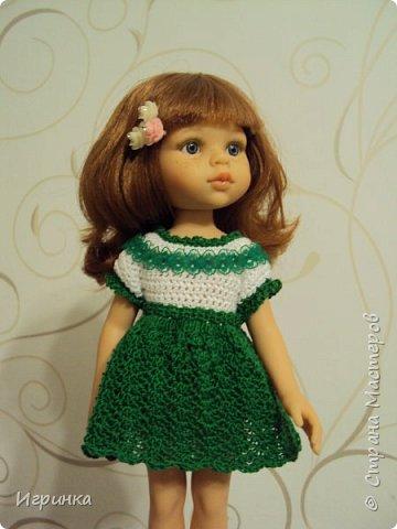 """Здравствуйте мастера и мастерицы! Признаюсь со всей ответственностью, что впадаю в детство (а, если честно, из него еще и не выходила), продолжаю """"играть"""" с куклами. Давно уже засматриваюсь на испанских куколок Паола Рейна. Смотрела-смотрела, и решила сделать себе подарок на ДР - выписала из интернет-магазина красавицу Кристи. И вот она нарядная (а точнее нюд) добралась до меня, чему я очень рада, чем и спешу похвалиться,  ну и конечно, скорее одеть красавицу. фото 2"""