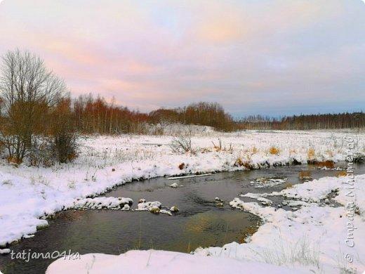 говорят  зимой морозно,холодно,,Но насколько красивая природа,,,Иногда не замечаешь и минуса на улице фото 4