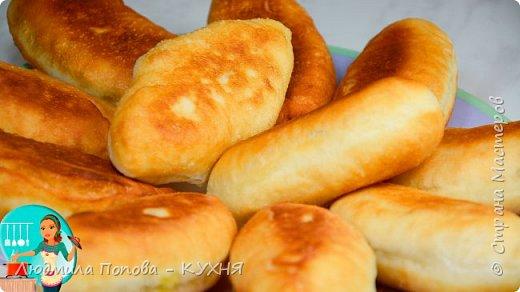Вкусно, как у бабушки! Пирожки с квашеной Капустой, жареные на сковороде, настоящий ВКУС ДЕТСТВА!