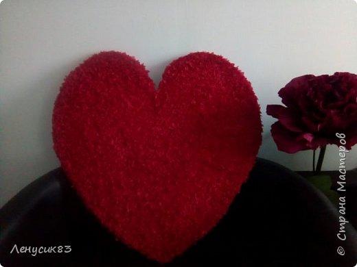 Вот такое сердце получилось для фотозоны к 14 февраля. Размер 1м. на 95 см. фото 1