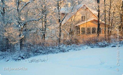 говорят  зимой морозно,холодно,,Но насколько красивая природа,,,Иногда не замечаешь и минуса на улице фото 10