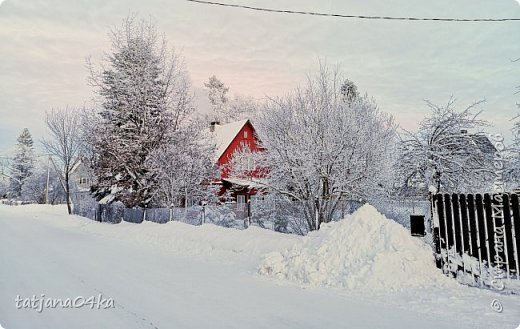 говорят  зимой морозно,холодно,,Но насколько красивая природа,,,Иногда не замечаешь и минуса на улице фото 19