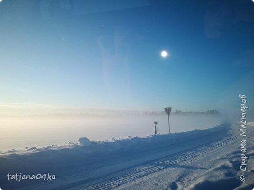 говорят  зимой морозно,холодно,,Но насколько красивая природа,,,Иногда не замечаешь и минуса на улице фото 20