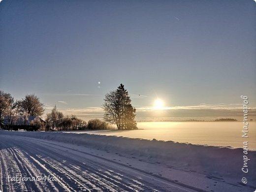 говорят  зимой морозно,холодно,,Но насколько красивая природа,,,Иногда не замечаешь и минуса на улице фото 21