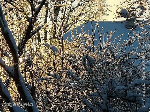 говорят  зимой морозно,холодно,,Но насколько красивая природа,,,Иногда не замечаешь и минуса на улице фото 22