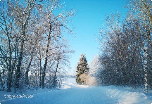 говорят  зимой морозно,холодно,,Но насколько красивая природа,,,Иногда не замечаешь и минуса на улице фото 24