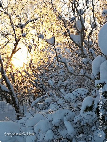 говорят  зимой морозно,холодно,,Но насколько красивая природа,,,Иногда не замечаешь и минуса на улице фото 23