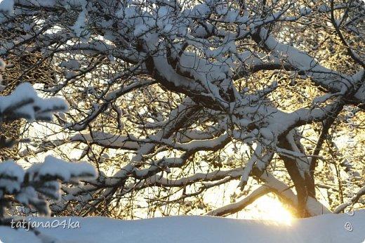 говорят  зимой морозно,холодно,,Но насколько красивая природа,,,Иногда не замечаешь и минуса на улице фото 29
