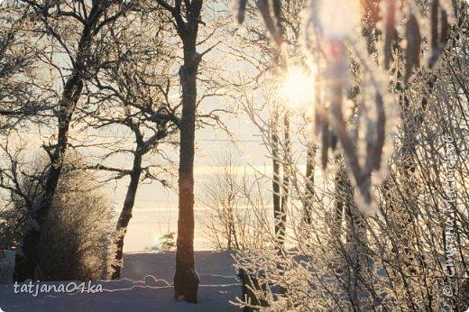 говорят  зимой морозно,холодно,,Но насколько красивая природа,,,Иногда не замечаешь и минуса на улице фото 15
