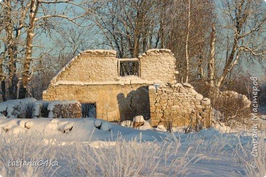 говорят  зимой морозно,холодно,,Но насколько красивая природа,,,Иногда не замечаешь и минуса на улице фото 16
