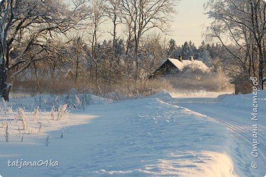 говорят  зимой морозно,холодно,,Но насколько красивая природа,,,Иногда не замечаешь и минуса на улице фото 17