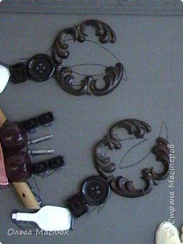 Картина для сестры (она по гороскопу скорпион), размер 40х60 см. фото 5